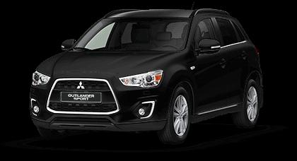 Outlander Sport CVT Premium