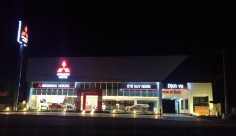 Mitsubishi Motors Việt Nam mở rộng đại lý tại khu vực miền trung