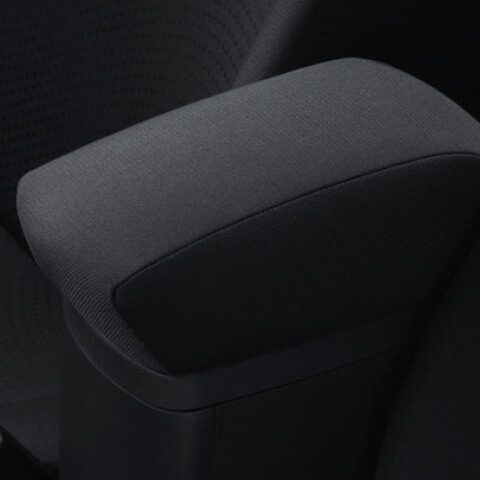 Center arm rest