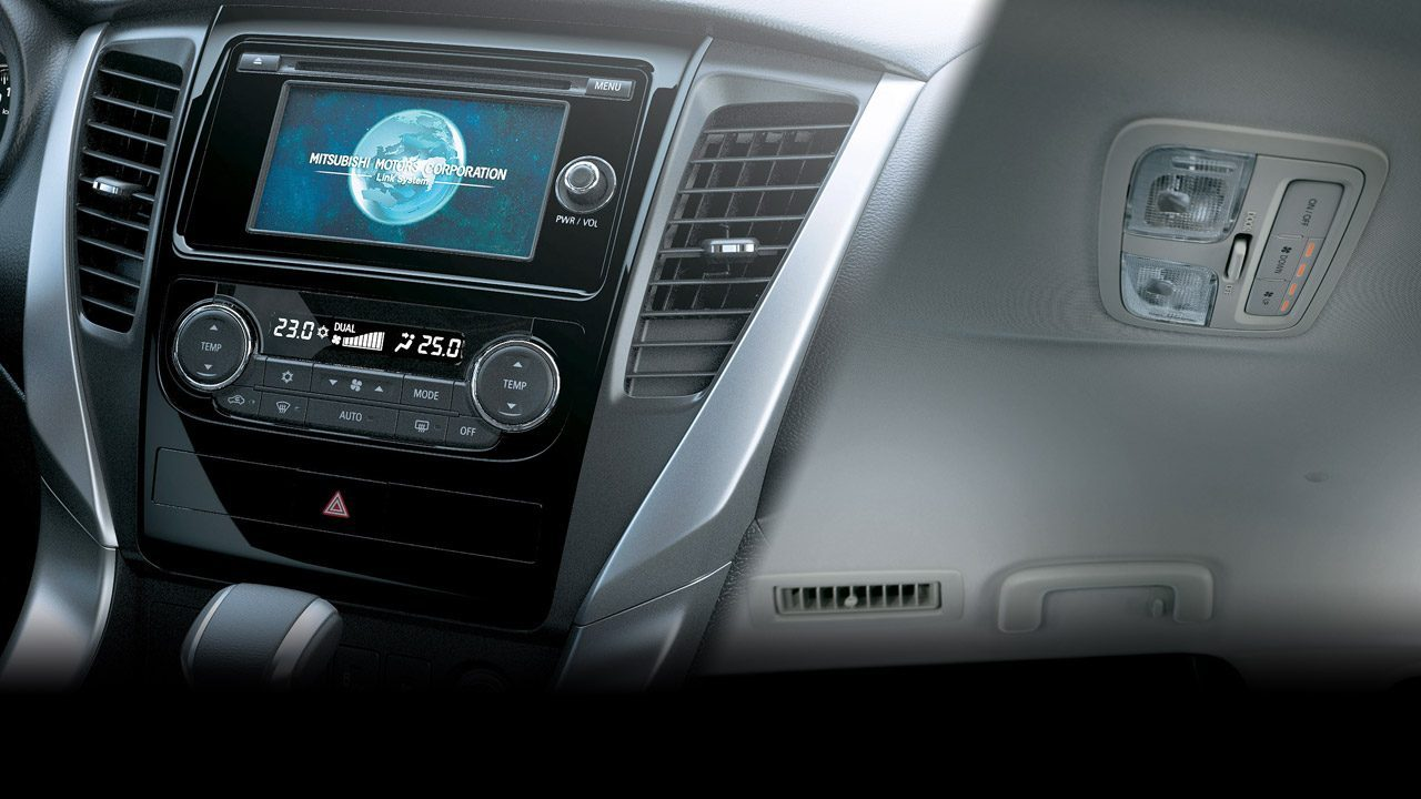 Dual Zone Automatic Air Conditioning