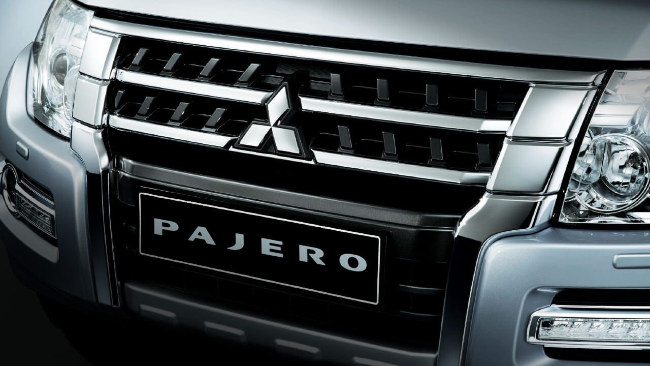 Chrome-plated Radiator Grille