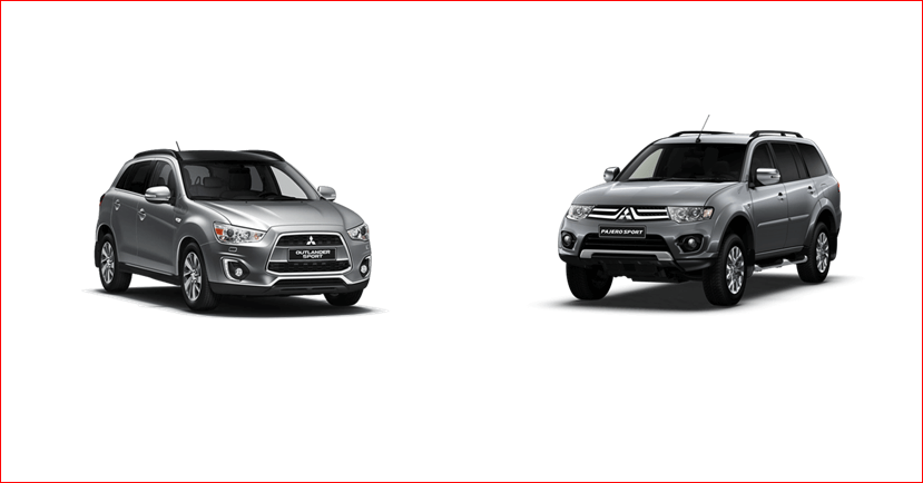 Recall campaign for Pajero Sport and Outlander Sport.