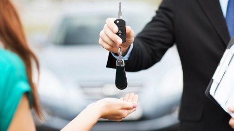 Hỏi đáp về mua xe trả góp