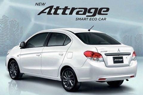 Phiên bản Mitsubishi Mirage và Attrage mới với mức giá hấp dẫn, chỉ từ 370 triệu đồng.