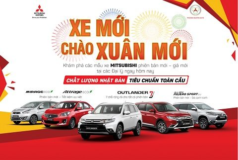 Special promotions- New Car for New Year