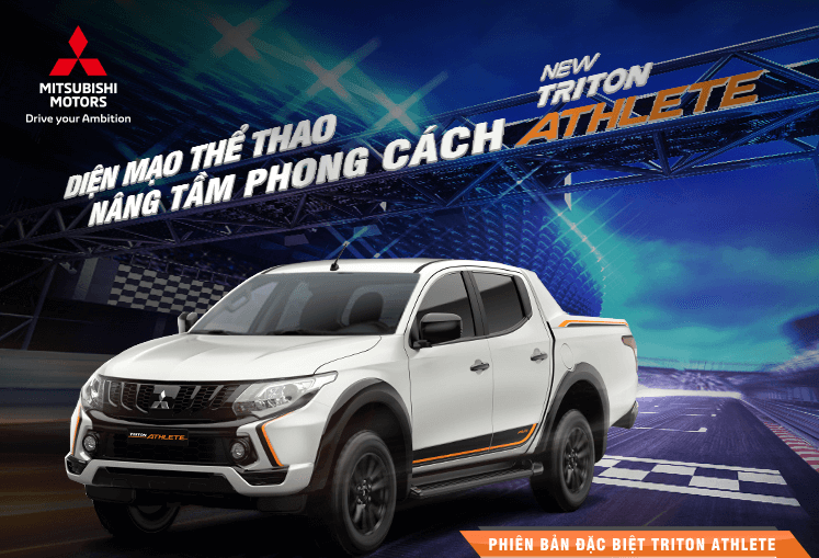 MITSUBISHI INTRODUCES THE TRITON ATHLETE SPECIAL EDITION – STYLISH IMPROVEMENT