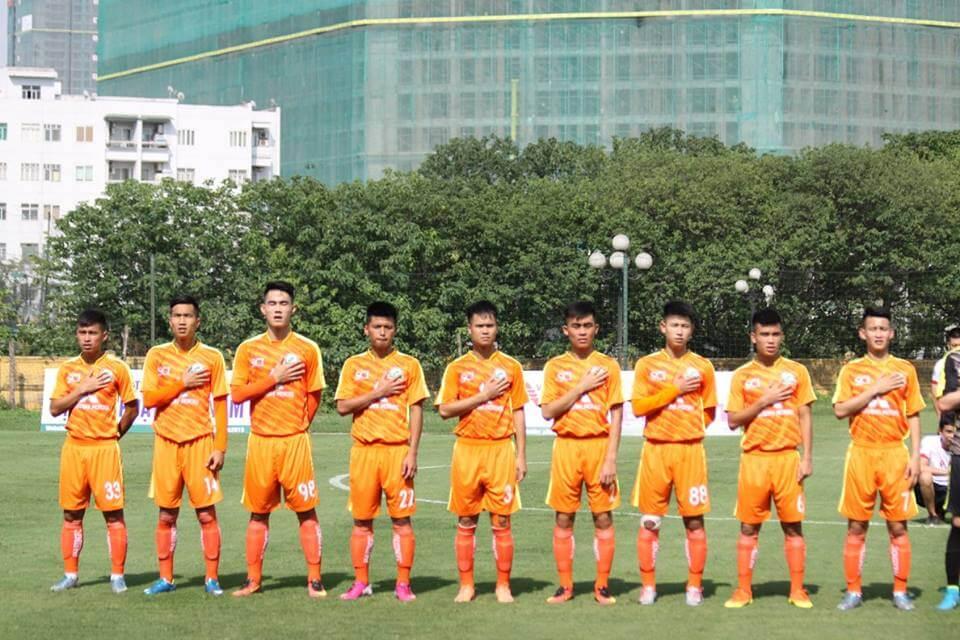 Phù Đổng FC khởi đầu thuận lợi trong trận ra quân