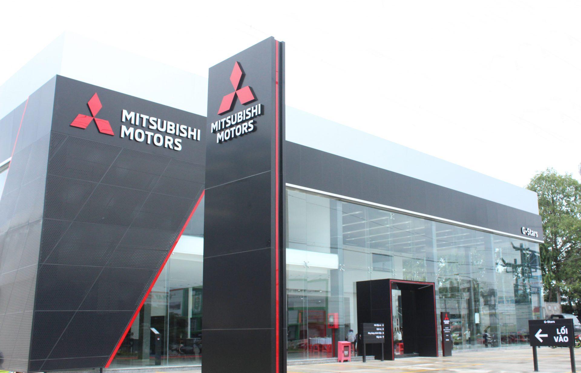 Mitsubishi Motors Việt Nam khai trương đại lý G-Stars Cần Thơ