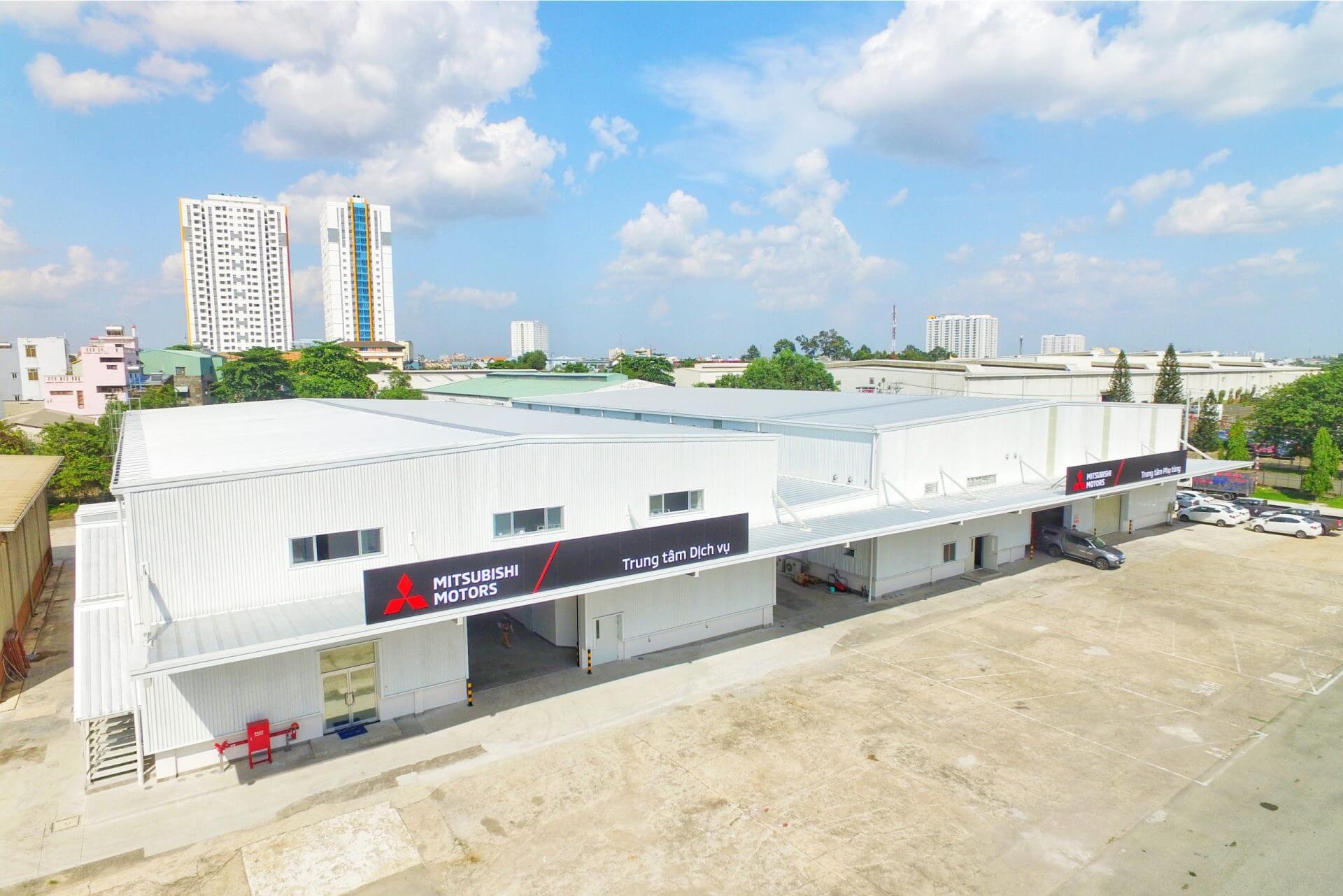 Mitsubishi Motors Việt Nam khai trương Trung tâm Dịch vụ – Phụ tùng và Huấn luyện