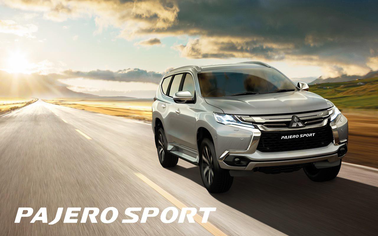 Mitsubishi Pajero Sport phiên bản Diesel – Mạnh mẽ chinh phục địa hình giá chỉ từ 1.062 triệu đồng