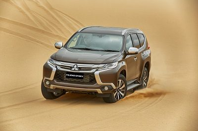 """""""HOT NEWS"""" ALL NEW PAJERO SPORT COMING SOON TO VIETNAM"""