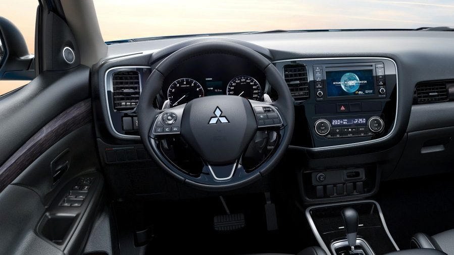 Sporty and Luxury Steering-wheel
