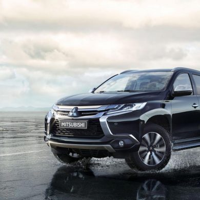 Mitsubishi All New Pajero Sport 2018