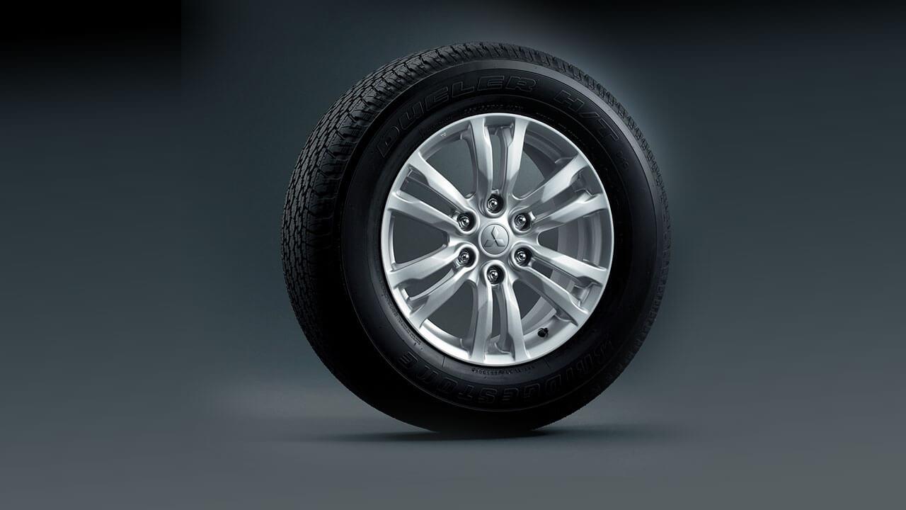 Mâm bánh xe hợp kim 18 inches