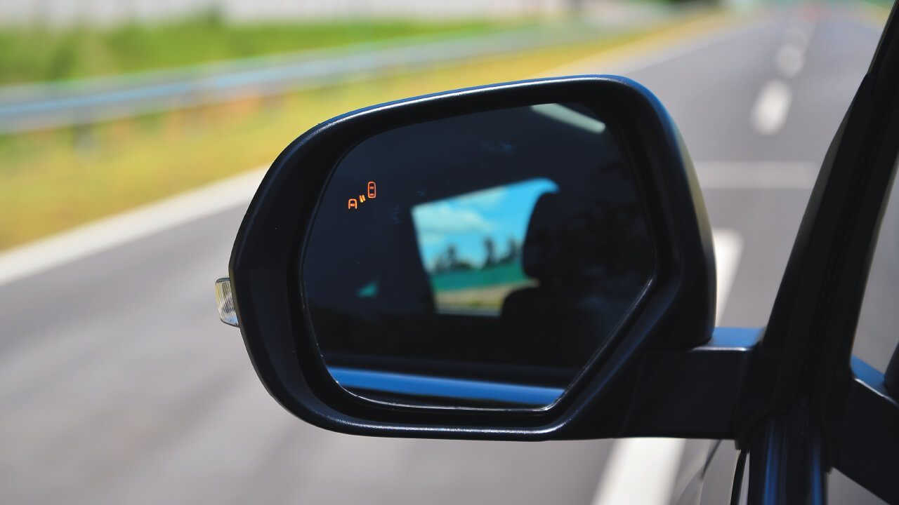 Electric Door Mirror