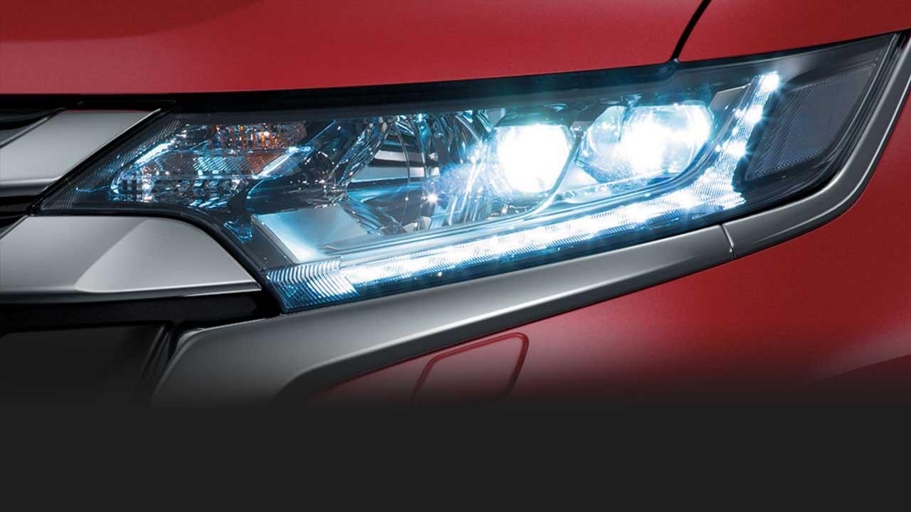 Đèn chiếu sáng phía trước công nghệ LED