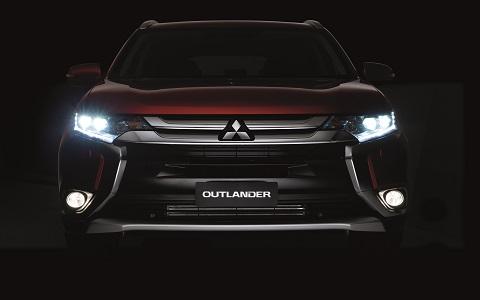 Mitsubishi Outlander Rollout Ceremony