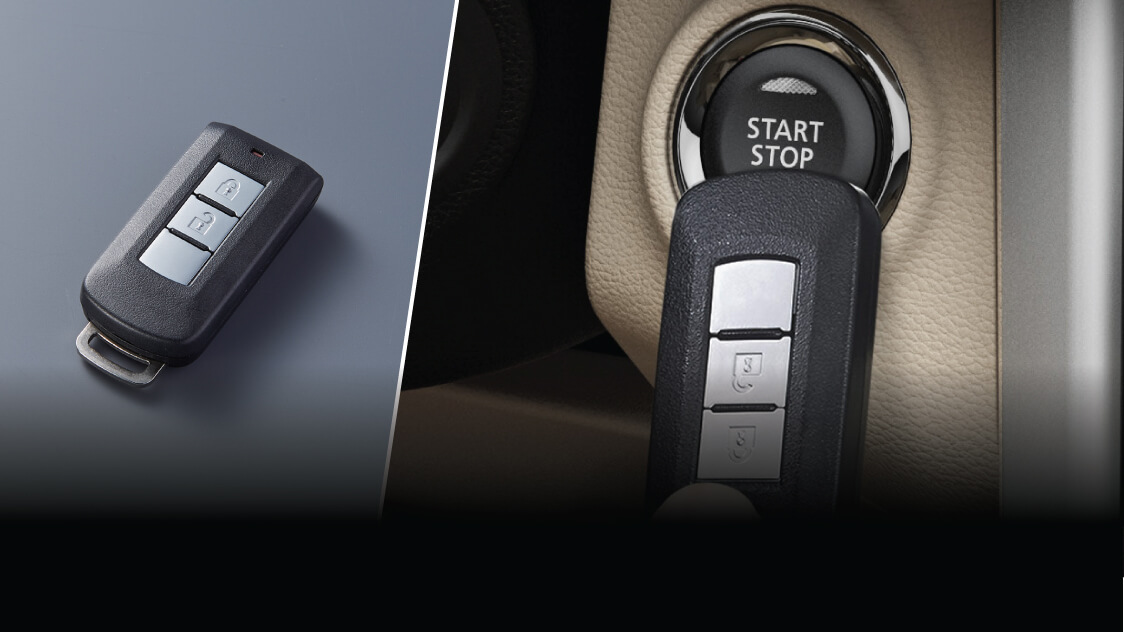 Keyless Operation System (KOS)/ Start-Stop Engine Button (OSS)