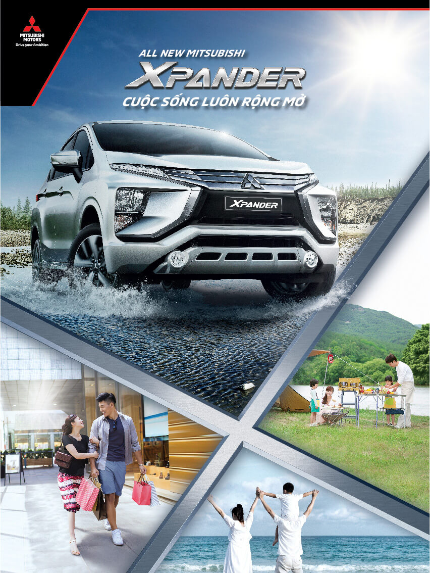 All New Xpander