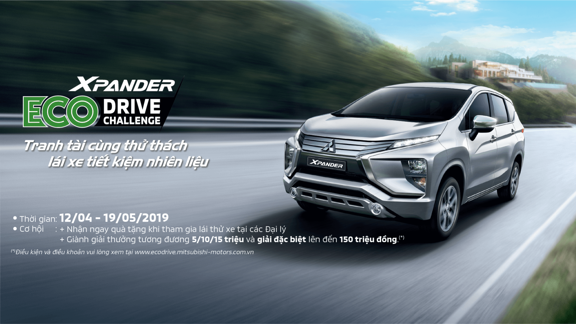 Fuel-Efficient Drive Challenge – Eco Drive Challenge With Mitsubishi Xpander