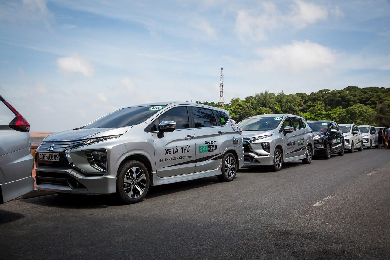 Kỷ niệm 1 năm ra mắt, Mitsubishi Xpander đạt mốc 10.000 xe giao đến khách hàng trong tháng 8