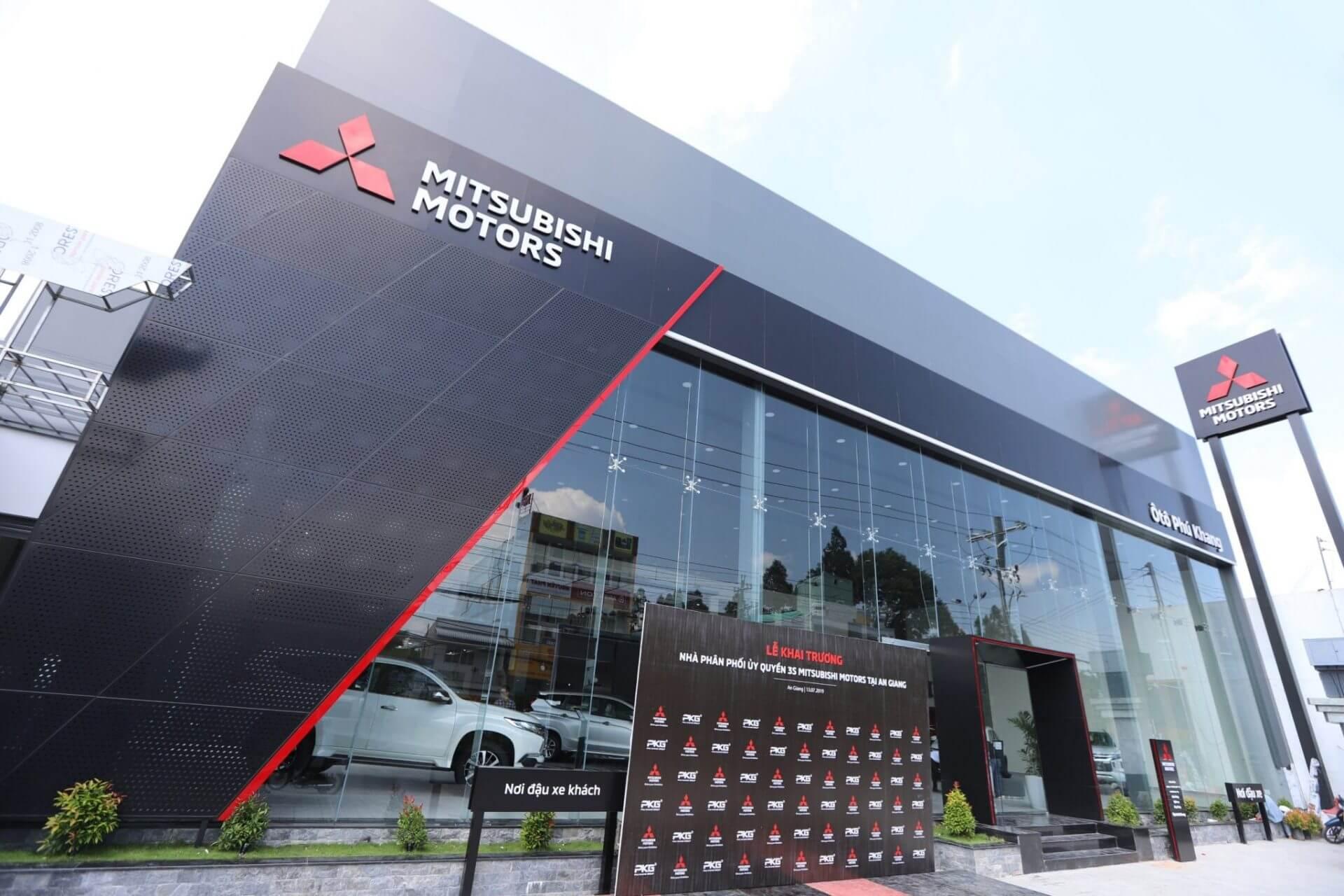 Nhà phân phối Phú Khang – An Giang chính thức khai trương với nhận diện thương hiệu mới