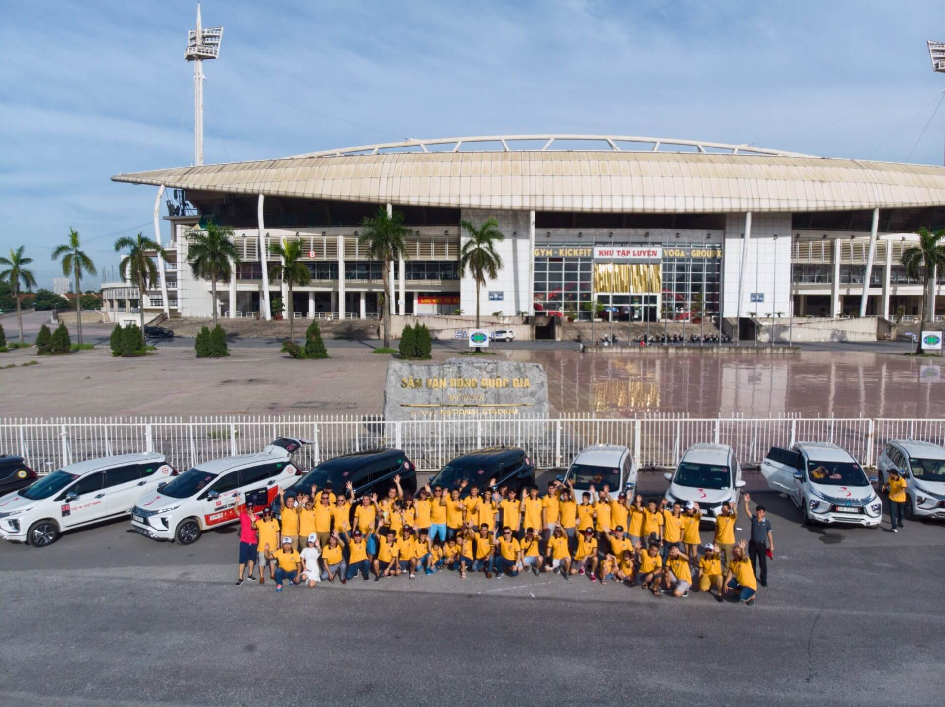 Hành trình về cao nguyên Mộc Châu của Câu lạc bộ Mitsubishi Xpander Việt Nam