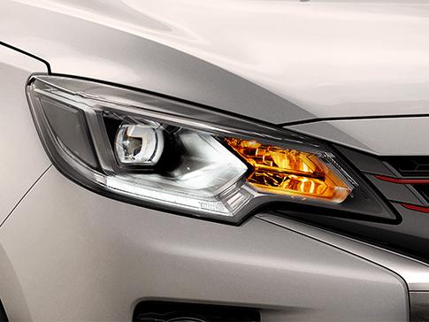Đèn Bi-LED hiện đại
