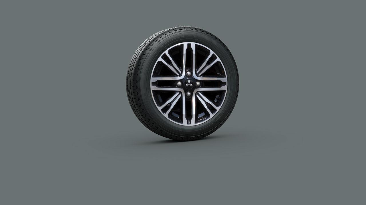 Mâm xe 15-inch thiết kế mới