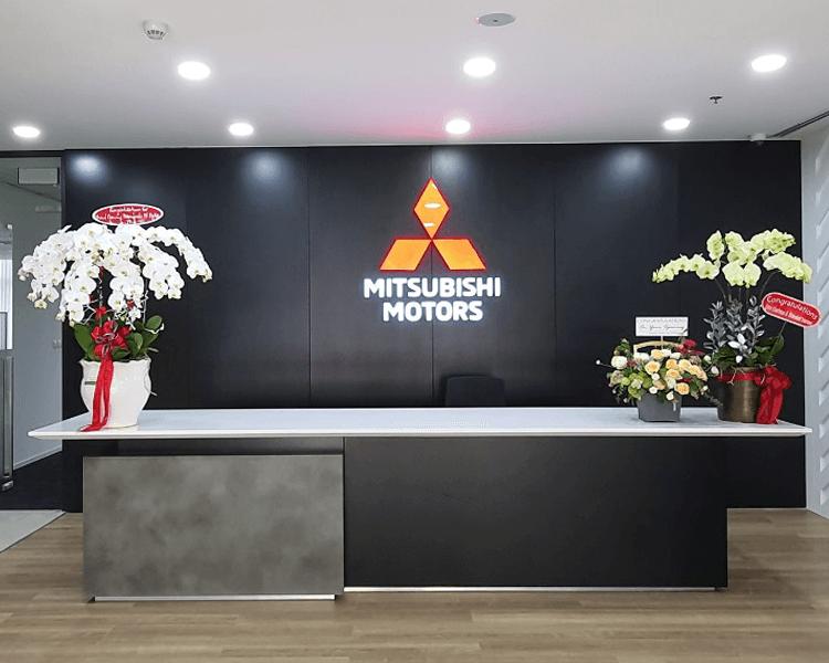 Mitsubishi Motors Việt Nam khai trương văn phòng tại Thành phố Hồ Chí Minh