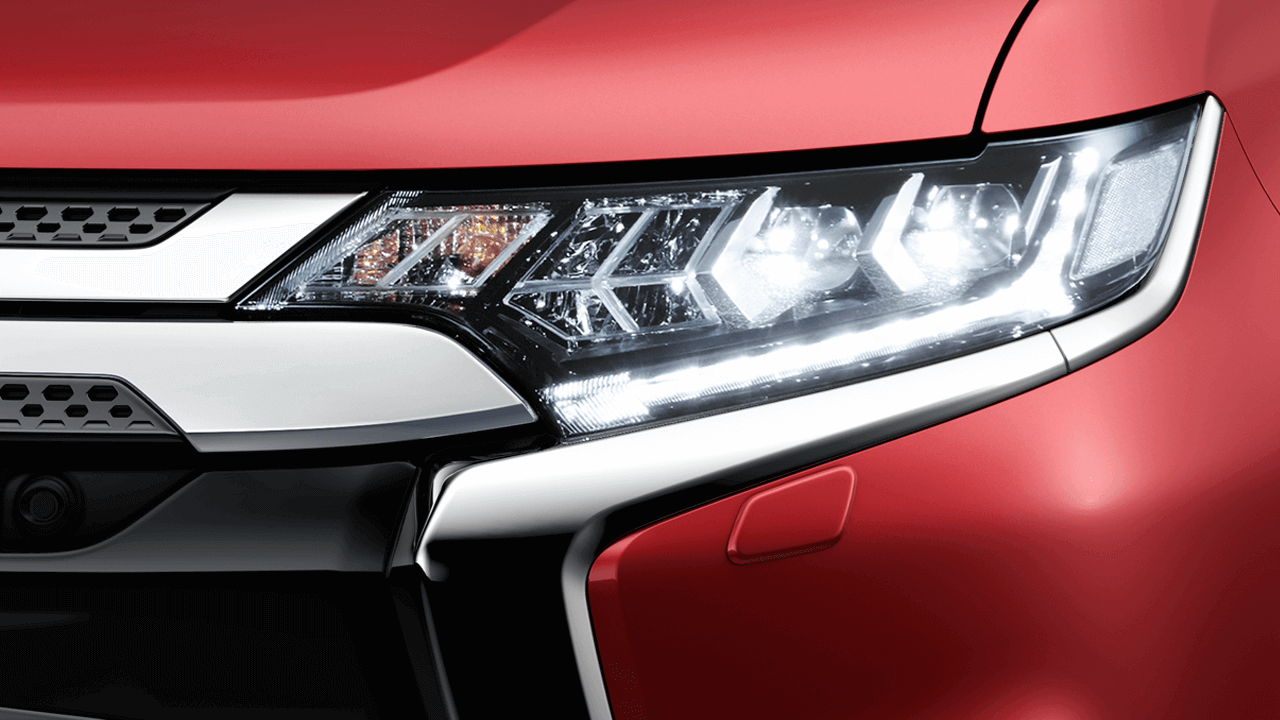 2. LED Headlamps