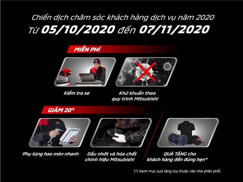 Mitsubishi triển khai chiến dịch chăm sóc khách hàng va tiêp tuc mơ rông hê thông nha phân phôi nâng tâm chât lương chât lương dich vu - 2