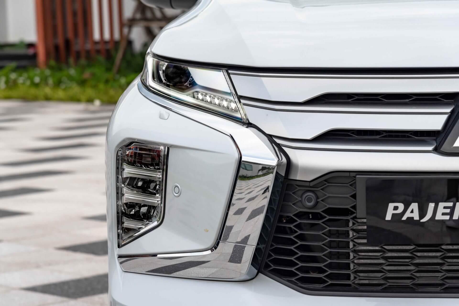 Mitsubishi pajero sport 2021 mới vận hành mạnh mẽ an toàn cao cấp tiện ích thông minh - 4