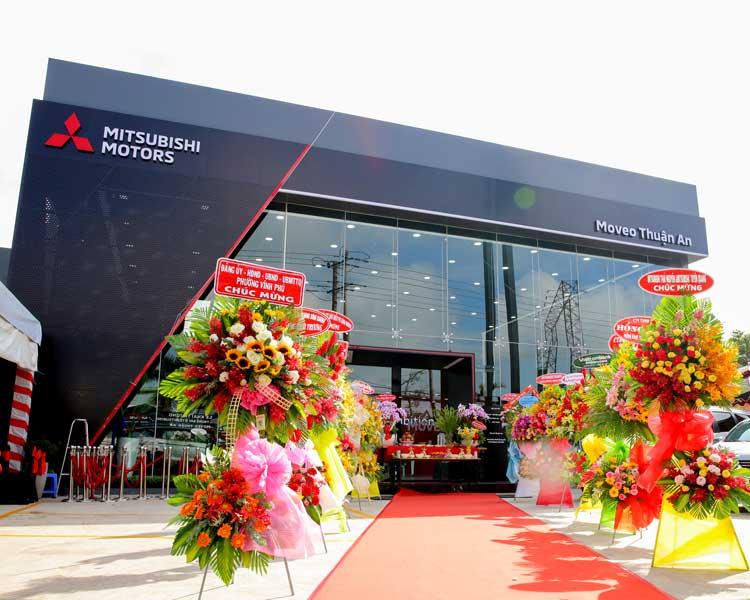 Khai trương phòng trưng bày MOVEO tại Thành phố Thuận An, Bình Dương