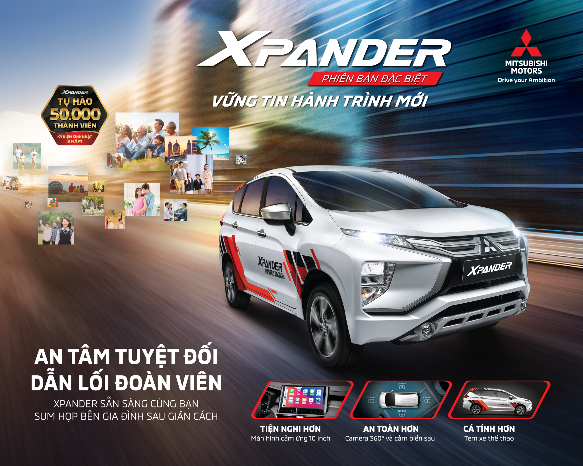 Mitsubishi Motors Vietnam introduces Xpander Special Edition